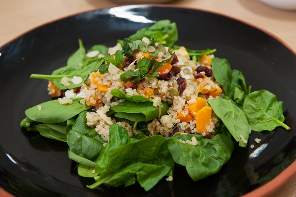 What To Do With QUINOA?