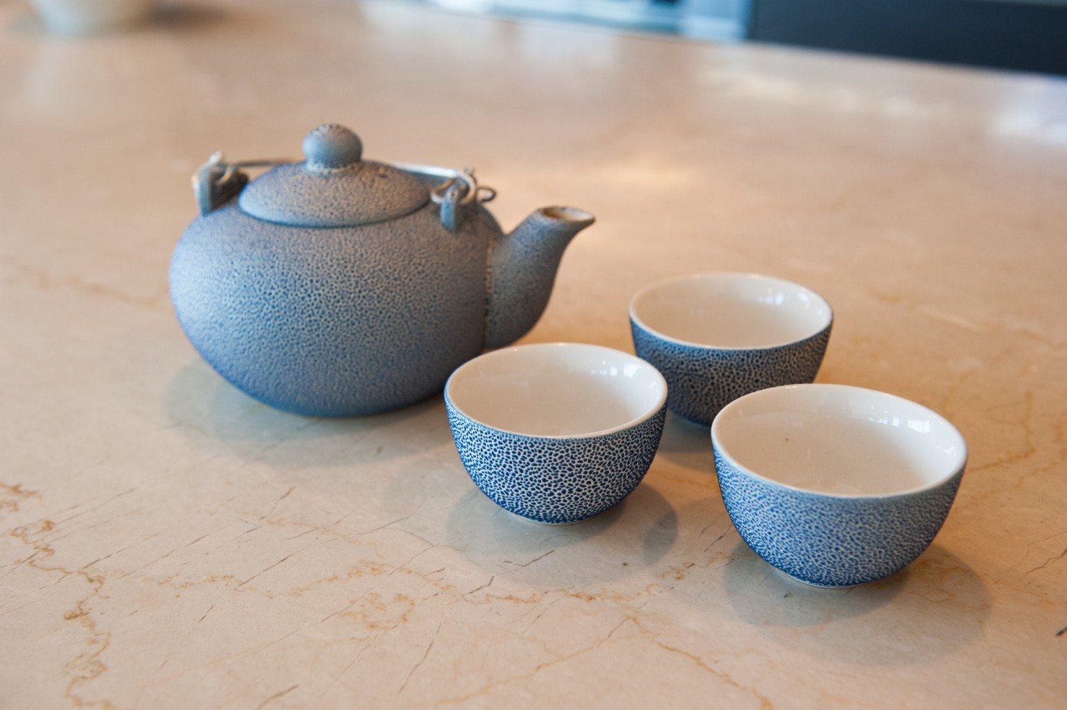 Green Tea, Coffee, Chai Tea, Herbal Teas