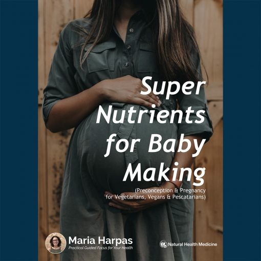 Super Nutrients by Baby Making