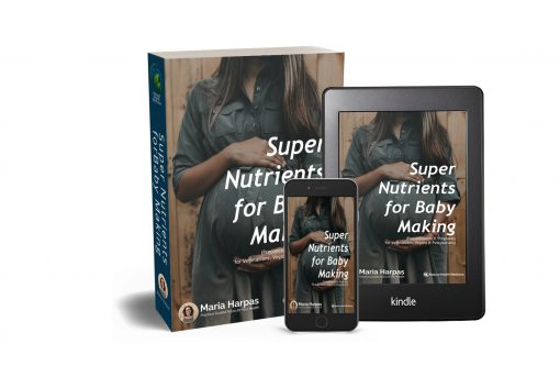 eBook - Super Nutrients for Baby Making