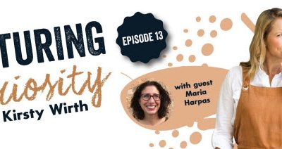 Kulturing Kuriousity – Episode 13 with Maria Harpas