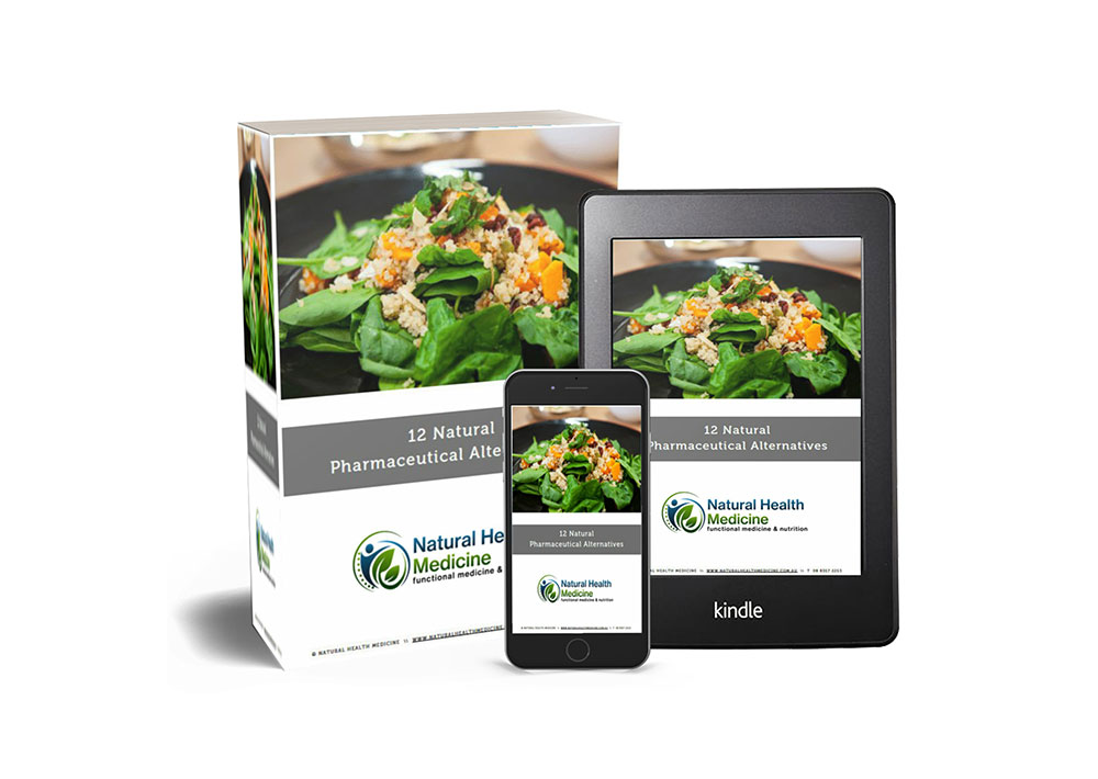 eBook 12 Natural Pharmaceutical Alternatives