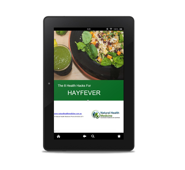 8 Healthy Hacks for Hayfever