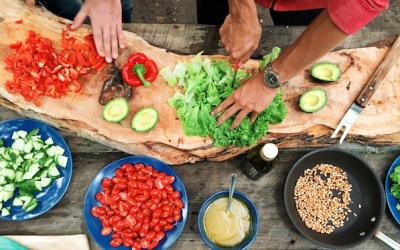 Mediterranean Diet Improves Inflammatory Bowel Diseases!